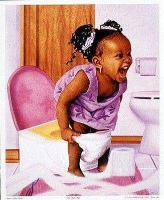 Diamond recommend best of black girl potty