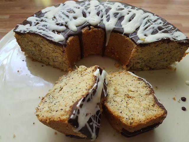Kuche Guten Appetit Ananas Marzipan Kuchen Mit Mohn Backen