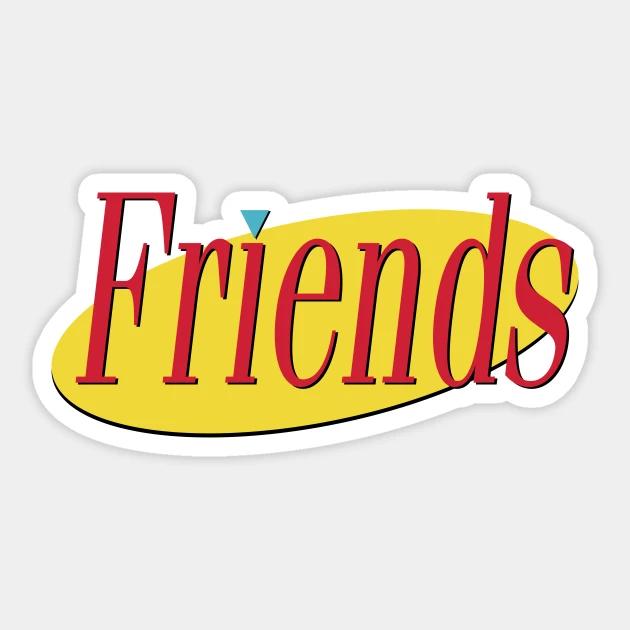 Seinfeld Logo Google Search Seinfeld Logo Google King Logo