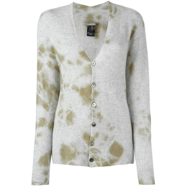 tie-dye cardigan - Grey Suzusan Shop Your Own OjFs239