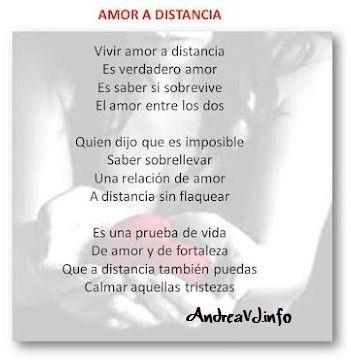 Amor A Distancia Imagenes Escritas Amor Amor A Distancia Y