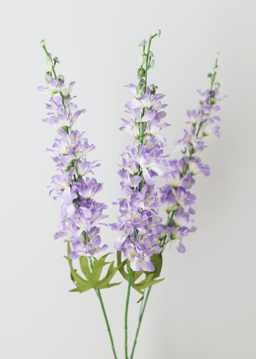 Artificial Delphinium Wildflower Bundle - 33