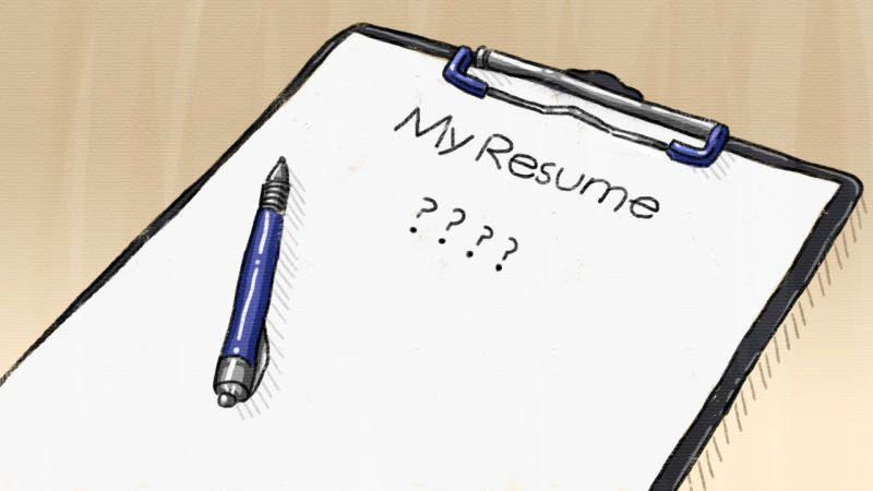 Can I Build a Resume When I Have Nothing to Put On It? - how to put a resume resume