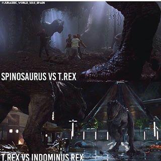 T-rex Batallas inolvidables