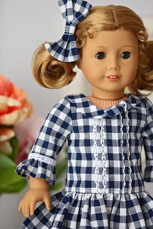 Alexandra Doll Dress and Top | Pinterest | Puppen