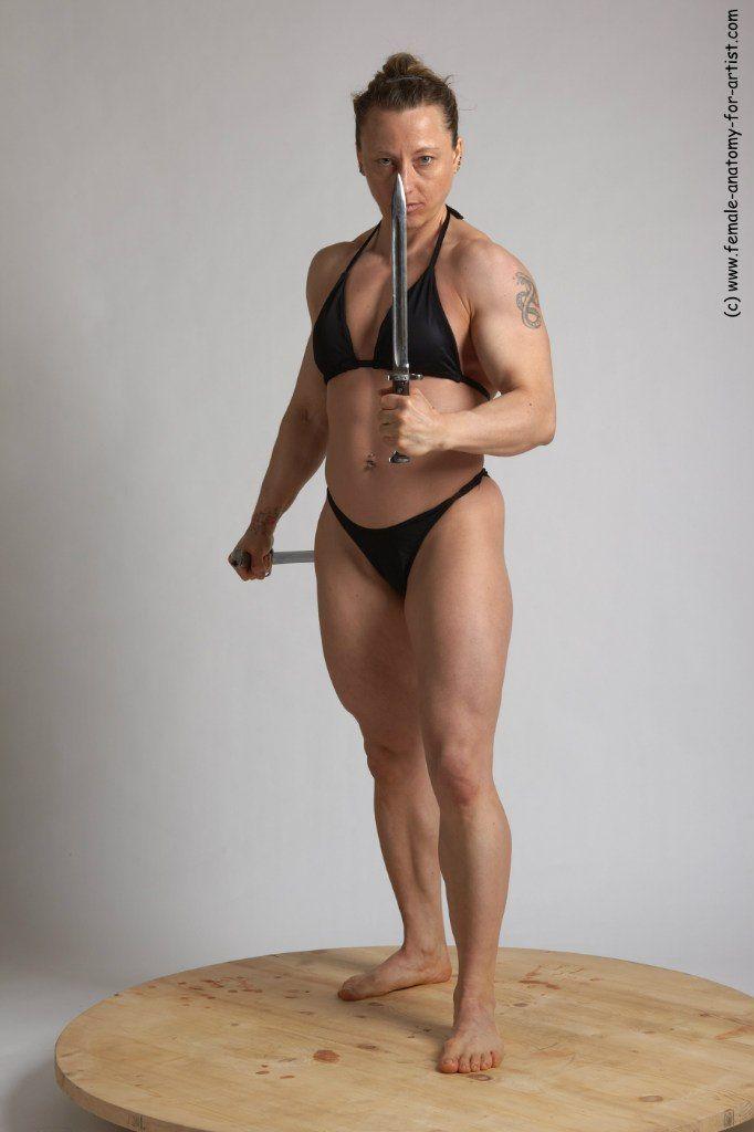 Bikini Study The Nude Female Anatomy Pictures