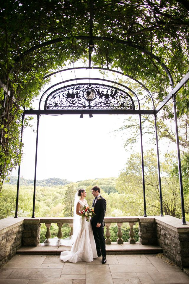 A Gorgeous Fall Cheekwood Botanical Gardens Wedding In Nashville | Jen U0026  Chris Creed Photographers: