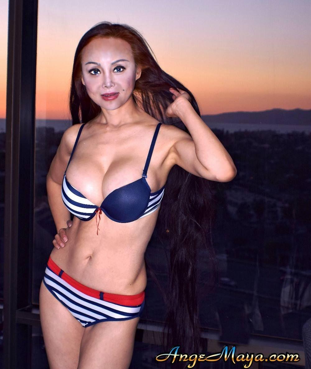 Ange Maya Nude Photos 95