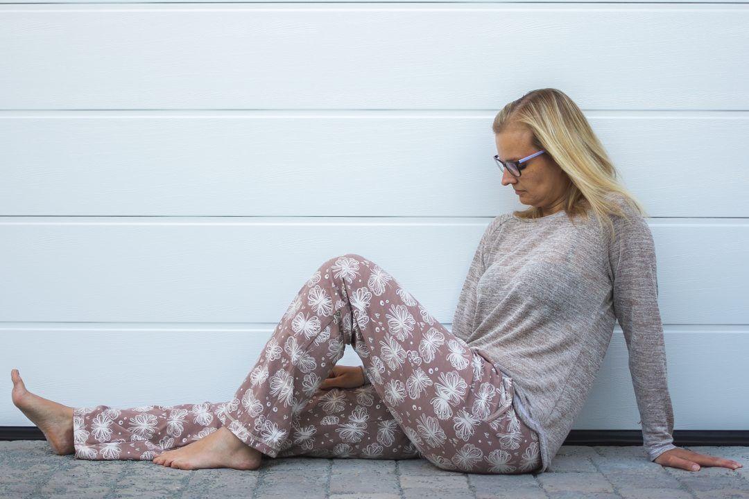 Julika von Prülla aus GOTS-Jersey von Kluntjebunt für Lillestoff --> JOMA-style