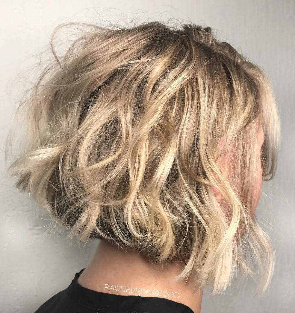 50 Hottest and Trendiest Messy Bobs Worth Trying in 2020 - Hair Adviser