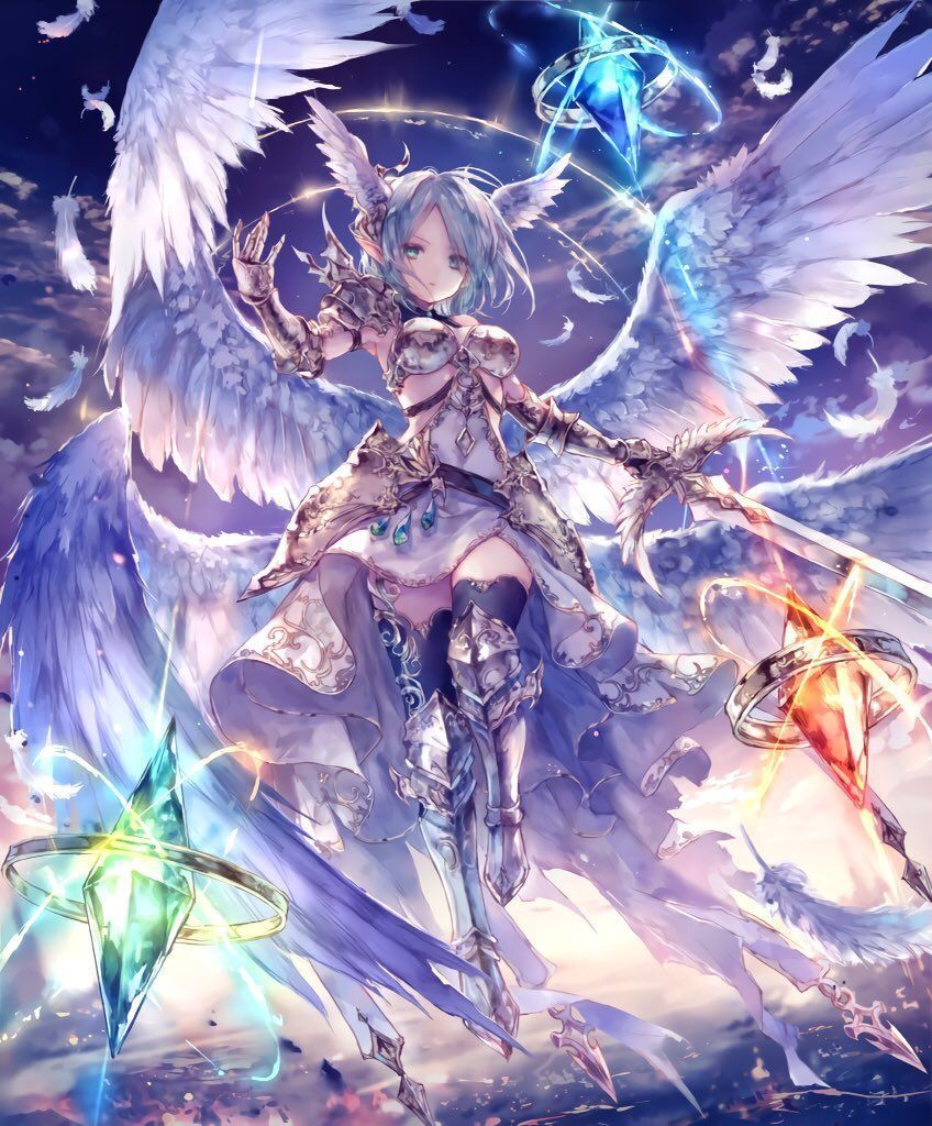 Photo of Angel Warrior