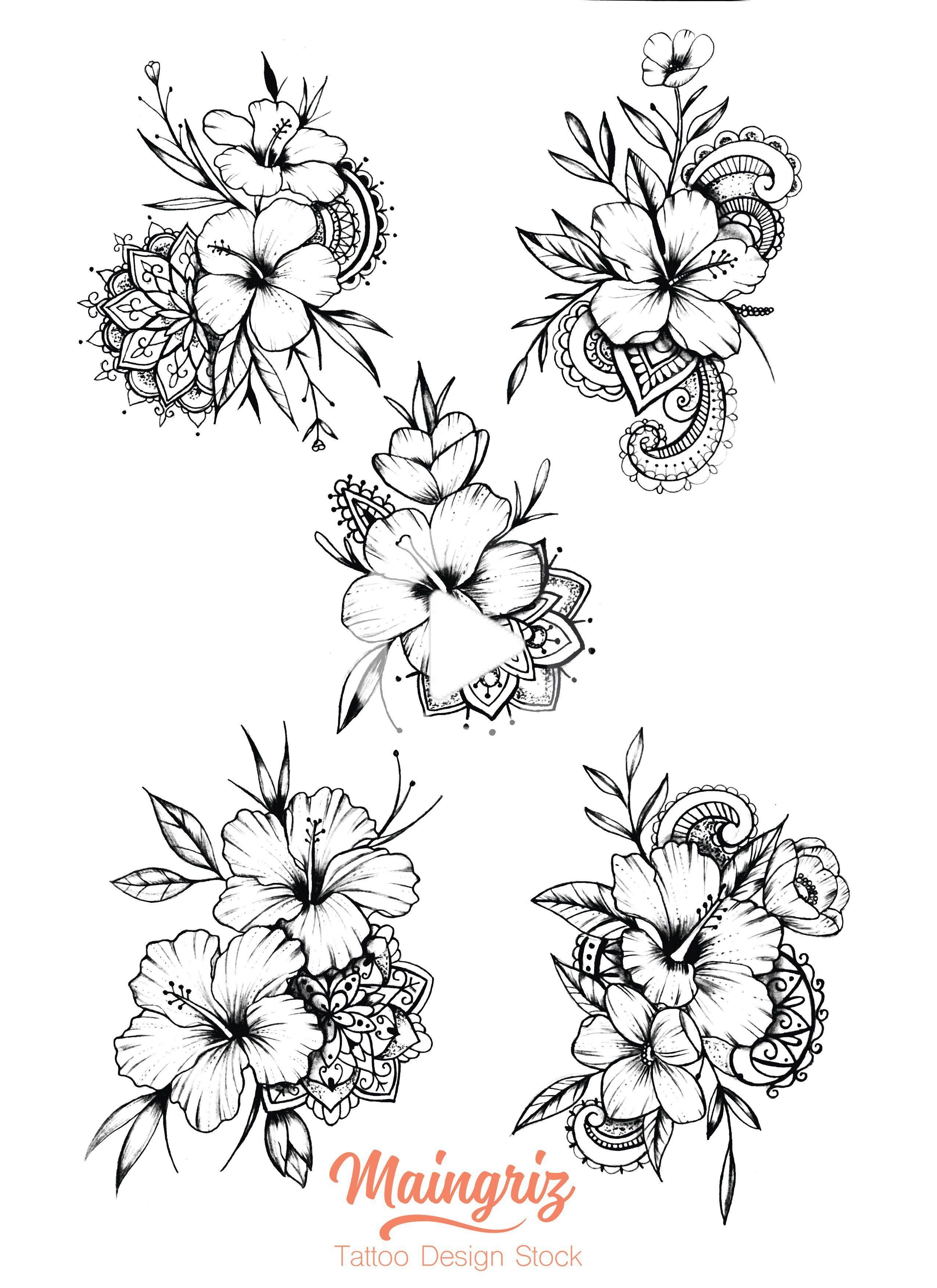 Estamos Elaborando Su Tatuaje A Partir De Una Idea Simple