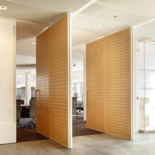 Hinges for Pivoting Walls from FritsJurgens