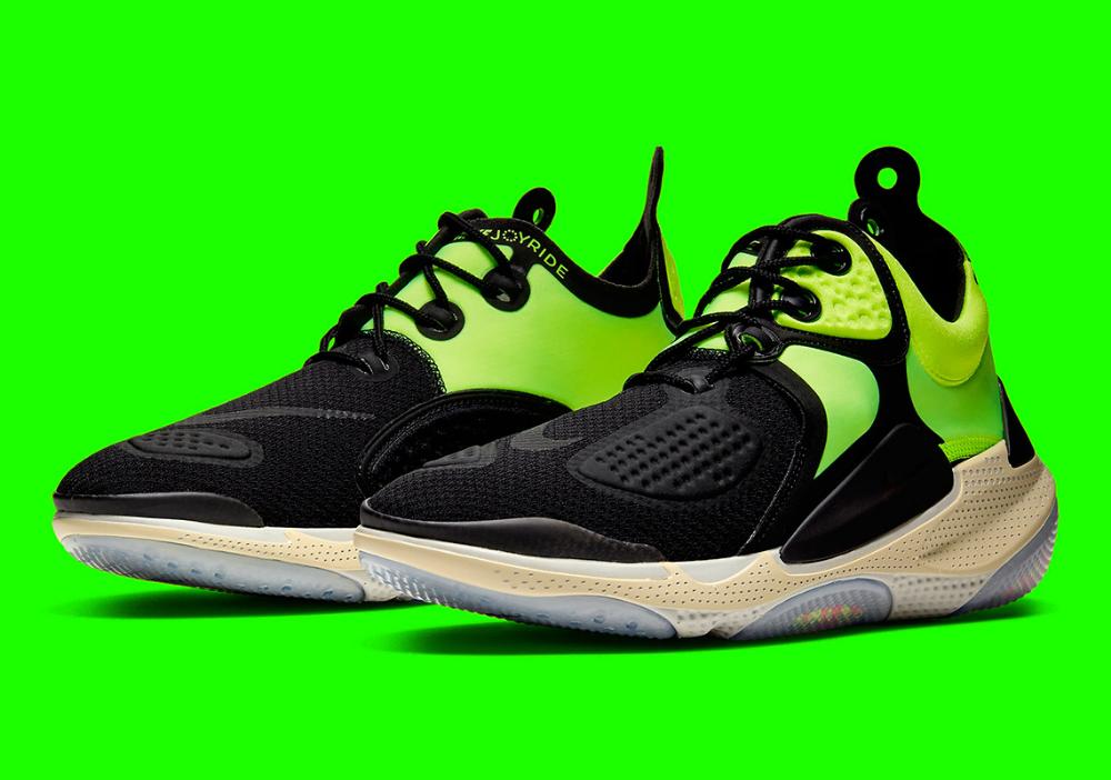 Nike Joyride Nsw Setter Black Neon At6395 002