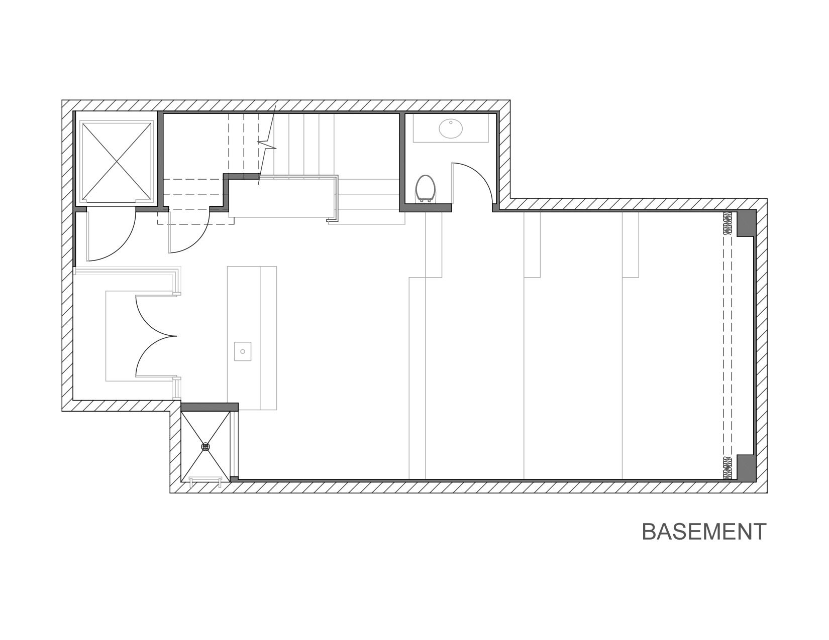 Bat Floor Plan Wine Cellar Home Theater