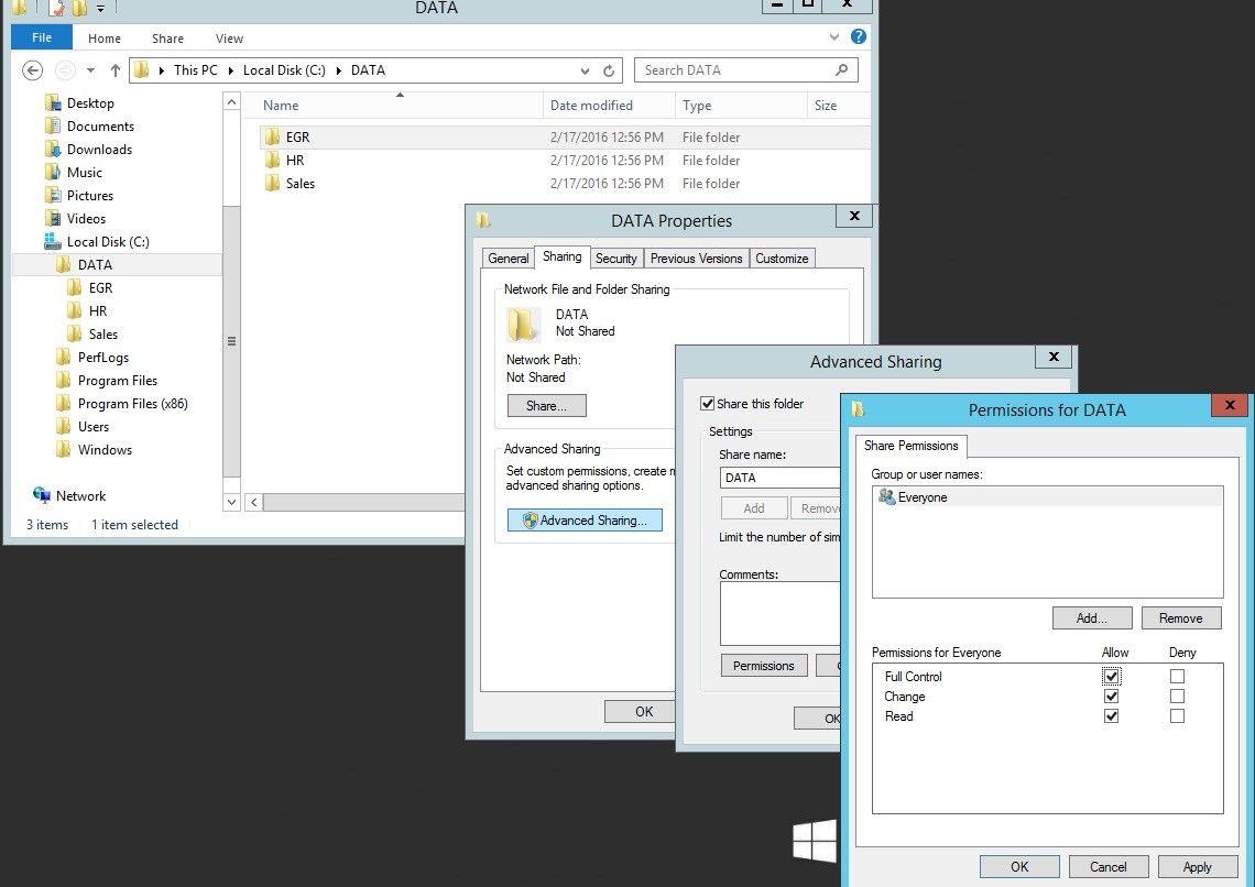 Microsoft Mcsa 70 410 Training Exam Tip Centralizing Storage