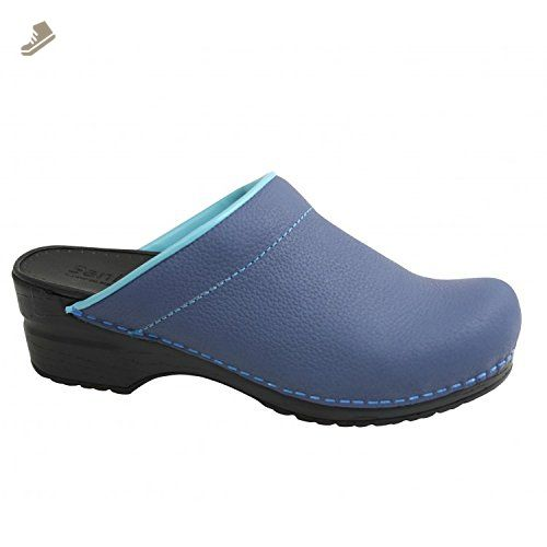 cheap for discount 8a3fc f4dad Pin on Sanita Mules and Clogs for Women