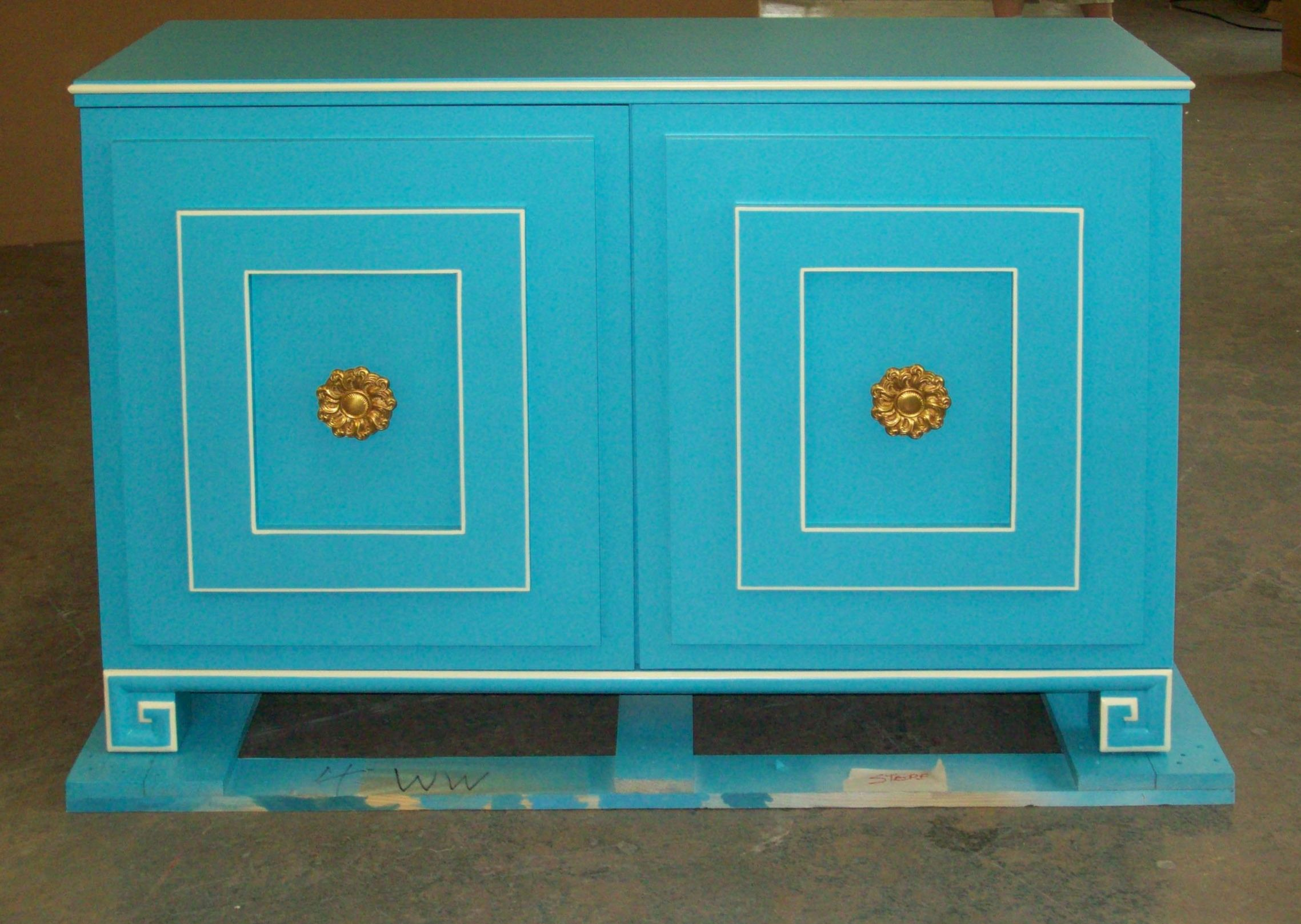 This Hickory Chair Tuxedo Chest By Suzanne Kasler Is Finished In A Benjamin  Moore Paint Color