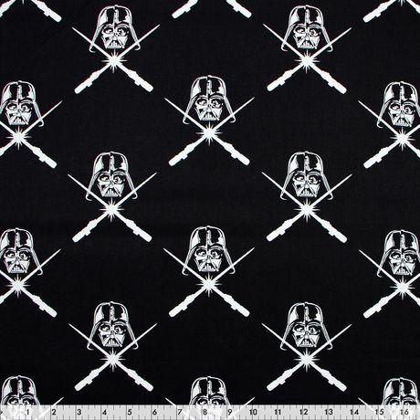 Sugar skulls cotton fabric per 1//2 m Star Wars