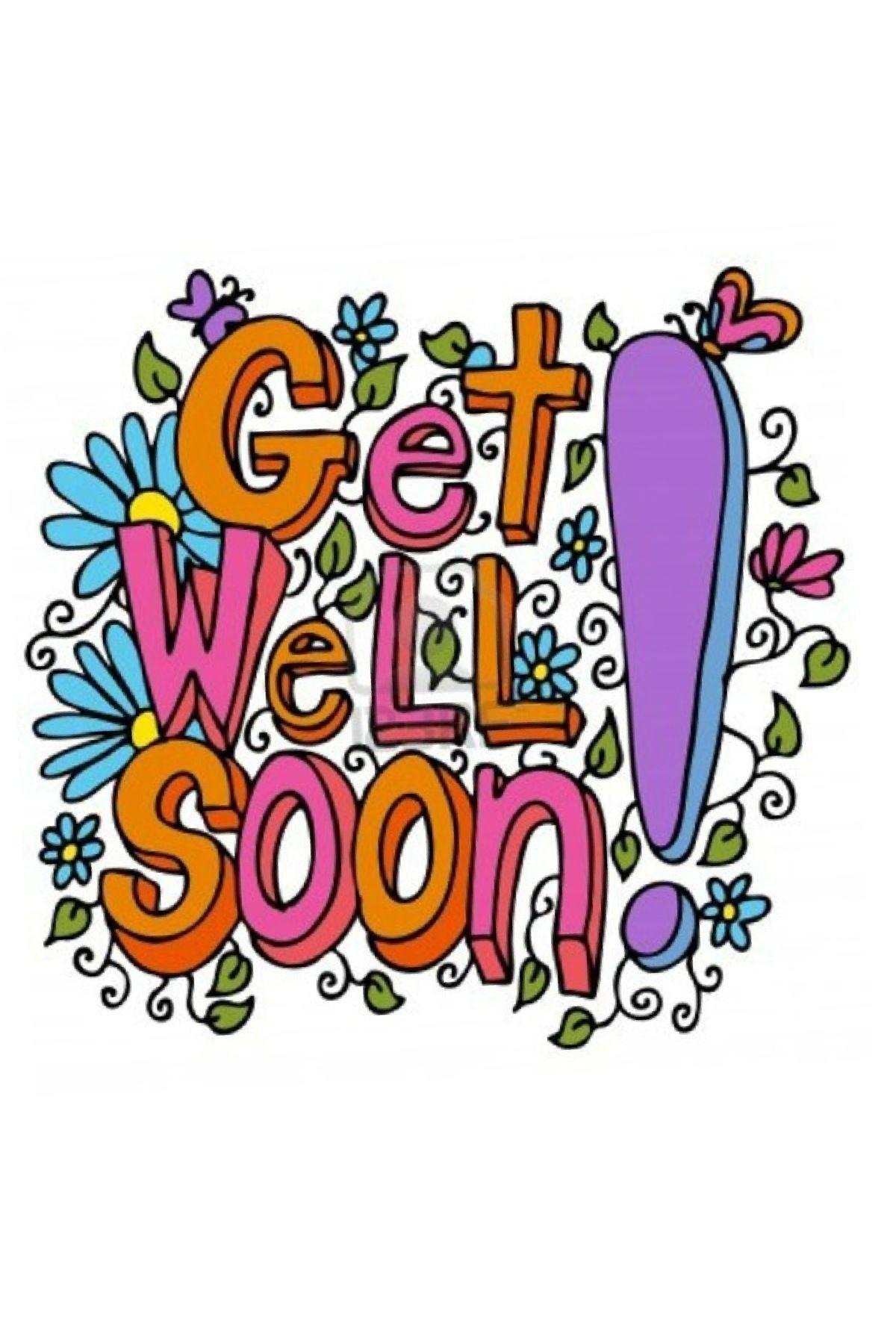 Fullsize Of Get Well Soon Message