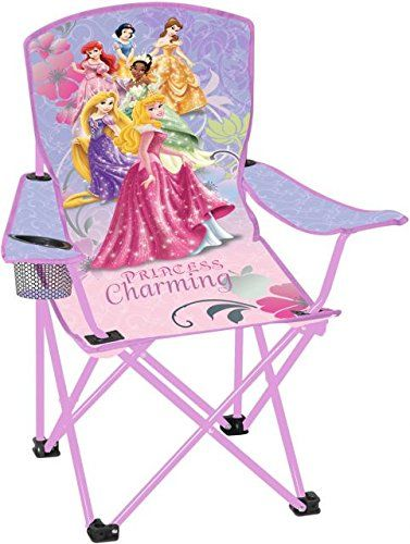 Awesome Kidsu0027 Folding Chairs   Disney Princess Youth Folding Armchair Patio Chair  *** More Info Could Be Found At The Image Url.