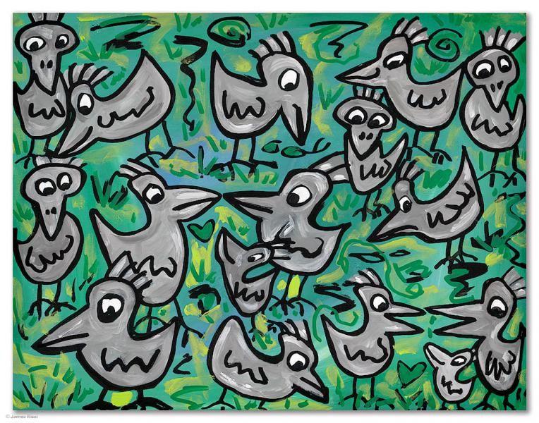 Alle Werke James Rizzi Kunstunterricht Grundschule Kunstunterricht Kunst Fur Grundschuler