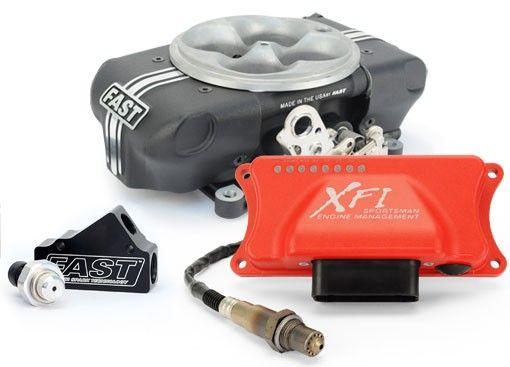 XFI Sportsman™ Throttle Body EFI Engine Control System