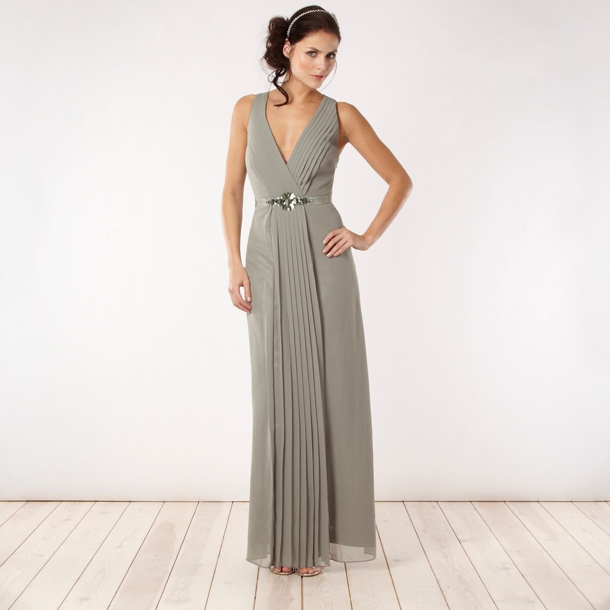 No 1 jenny packham designer light green embellished waist dress 1 jenny packham designer light green embellished waist dress at debenhams mobile bridesmaid y possible ombrellifo Gallery