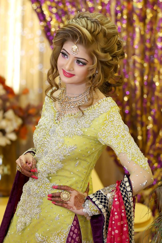 Bridal Mehndi Charges : Kashee s beauty parlour bridal party makeup mehndi charges