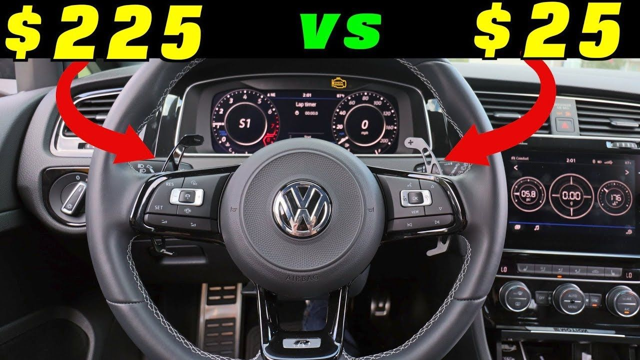 How To Install Paddle Shifters 225 Vs 25 Dsg Paddle Shifter Extensions Youtube Shifter Installation Paddle