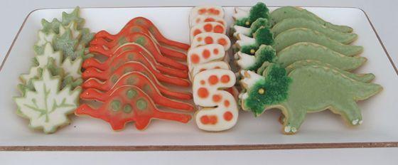 #dinosaur #cookies