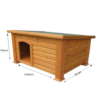 ii ii isolierte hundeh tte xxl kaufen oder selber bauen anleitung haus pinterest. Black Bedroom Furniture Sets. Home Design Ideas