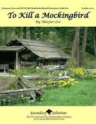 This secondary solutions literature guide for to kill a this secondary solutions literature guide for to kill a mockingbird contains 159 pages of student coursework fandeluxe Choice Image