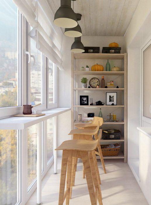 Ideen zur Dekoration kleiner Balkone - Henrique Guarnieri #balconybar