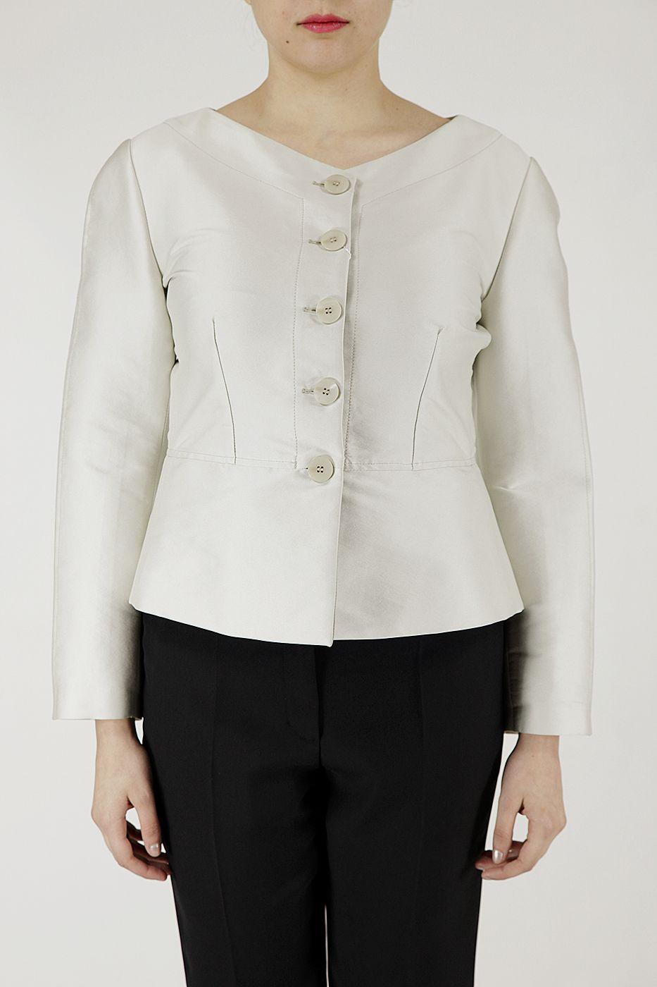 Armani collezione donna NMG63T NM701 104 P/E14 donna giacca