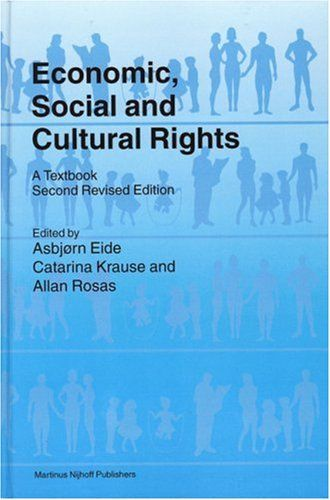 Economic Social and Cultural Rights