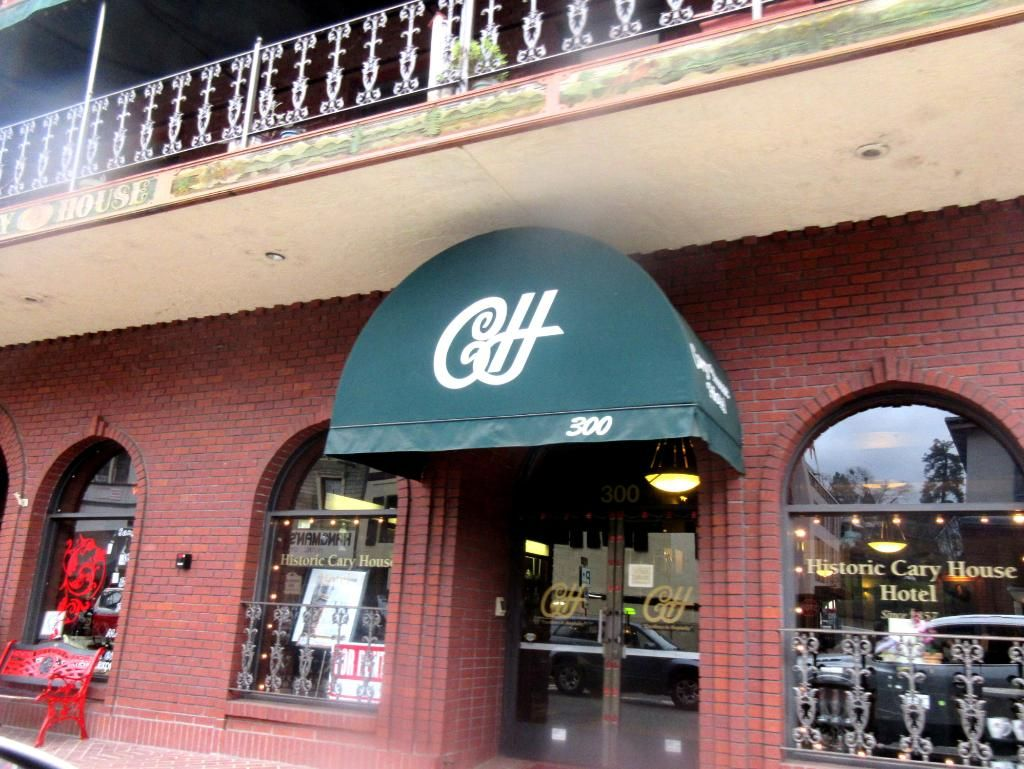 Comfortable Beds... and Haunted? Review of Historic Cary