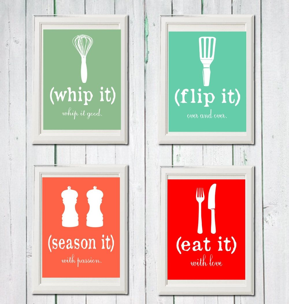Kitchen Art Printables Collection Sale Instant By Lebonretro, $5.49 Whip It    Pic Of Whisk