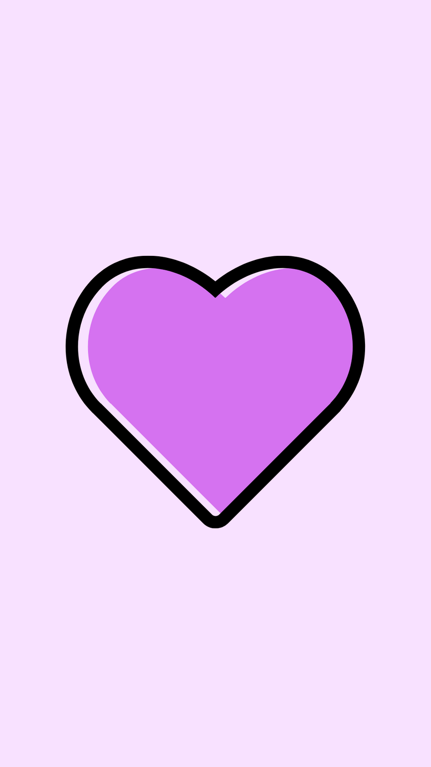 Aesthetic Purple Heart Story Purple Themed Ig Purple Purple Aesthetic Aesthetic