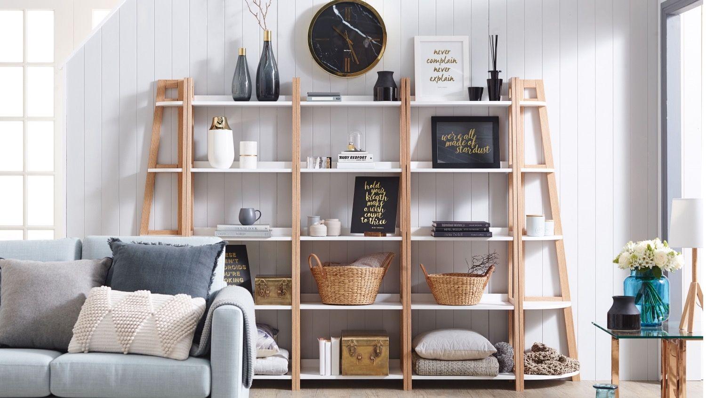 Home :: Furniture :: Display Units :: Shelves :: Levi Corner Shelf