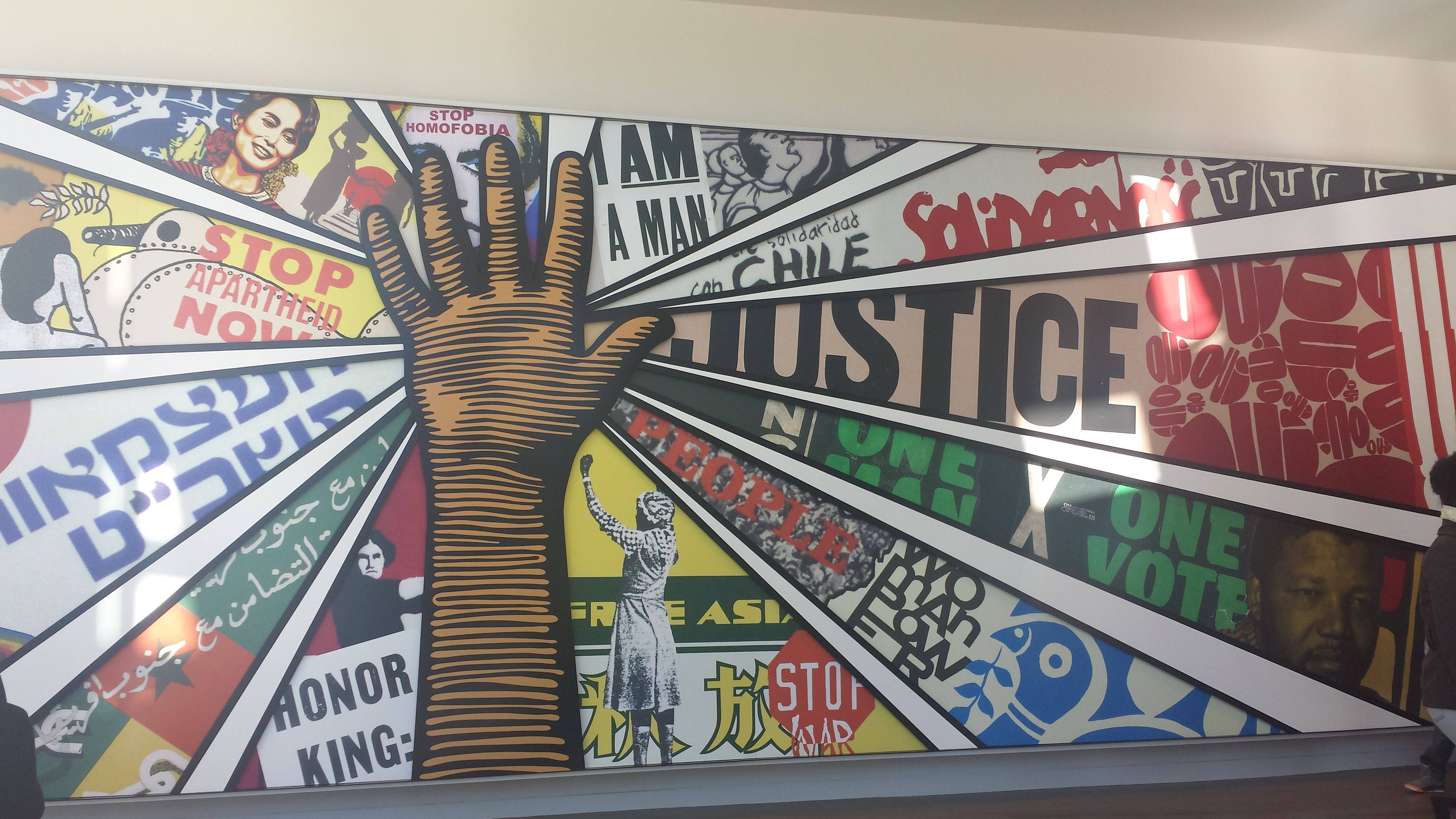 The National Center For Civil And Human Rights Made Our List Of The 13 Things To Do In Atl Check Out The Others On The Blog Bec Stuff To Do Tourist Atlanta