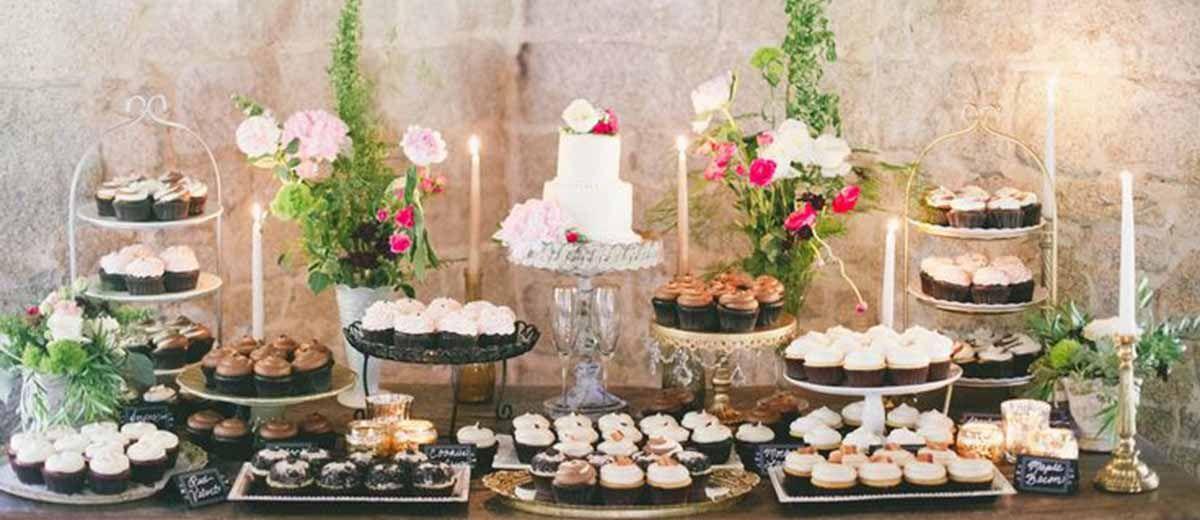 36 From Vintage To Modern Wedding Dessert Table Ideas | wedding ...