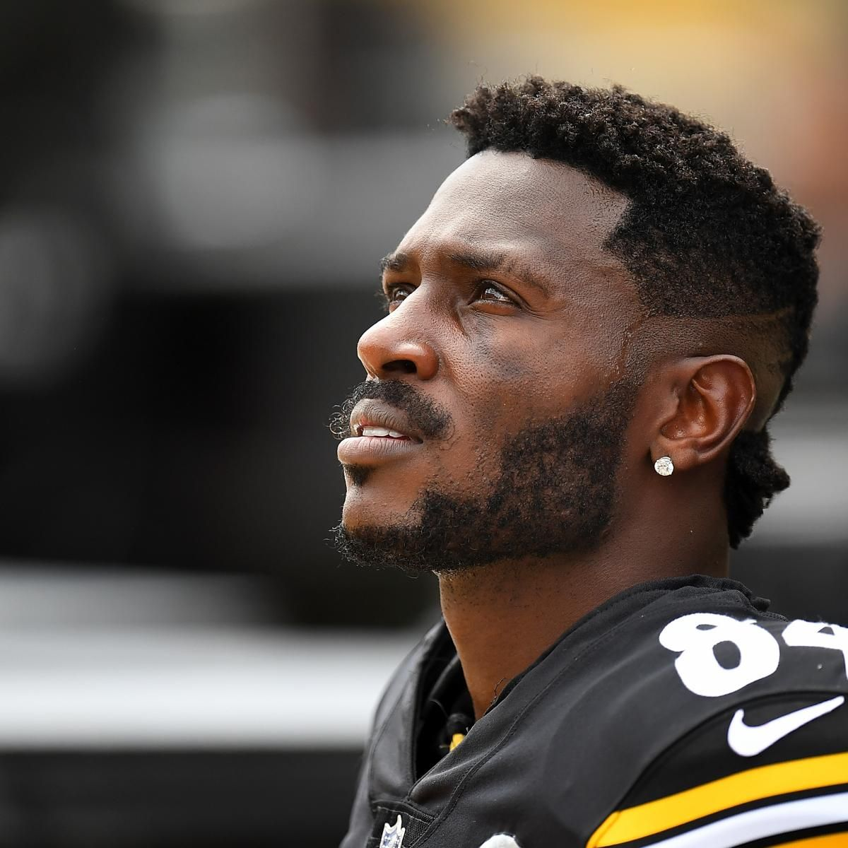 Mike Tomlin Says He Disciplined Antonio Brown For Skipping