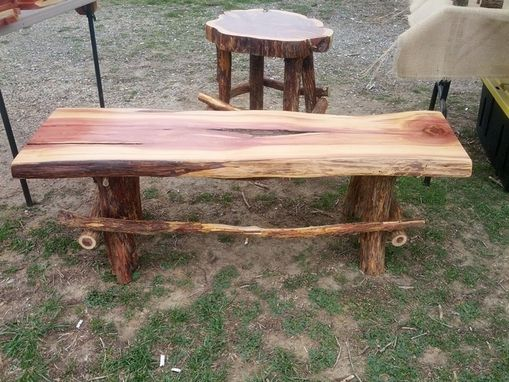 Rustic Cedar Benches Cedar Bench Benches For Sale Rustic Bench Seat