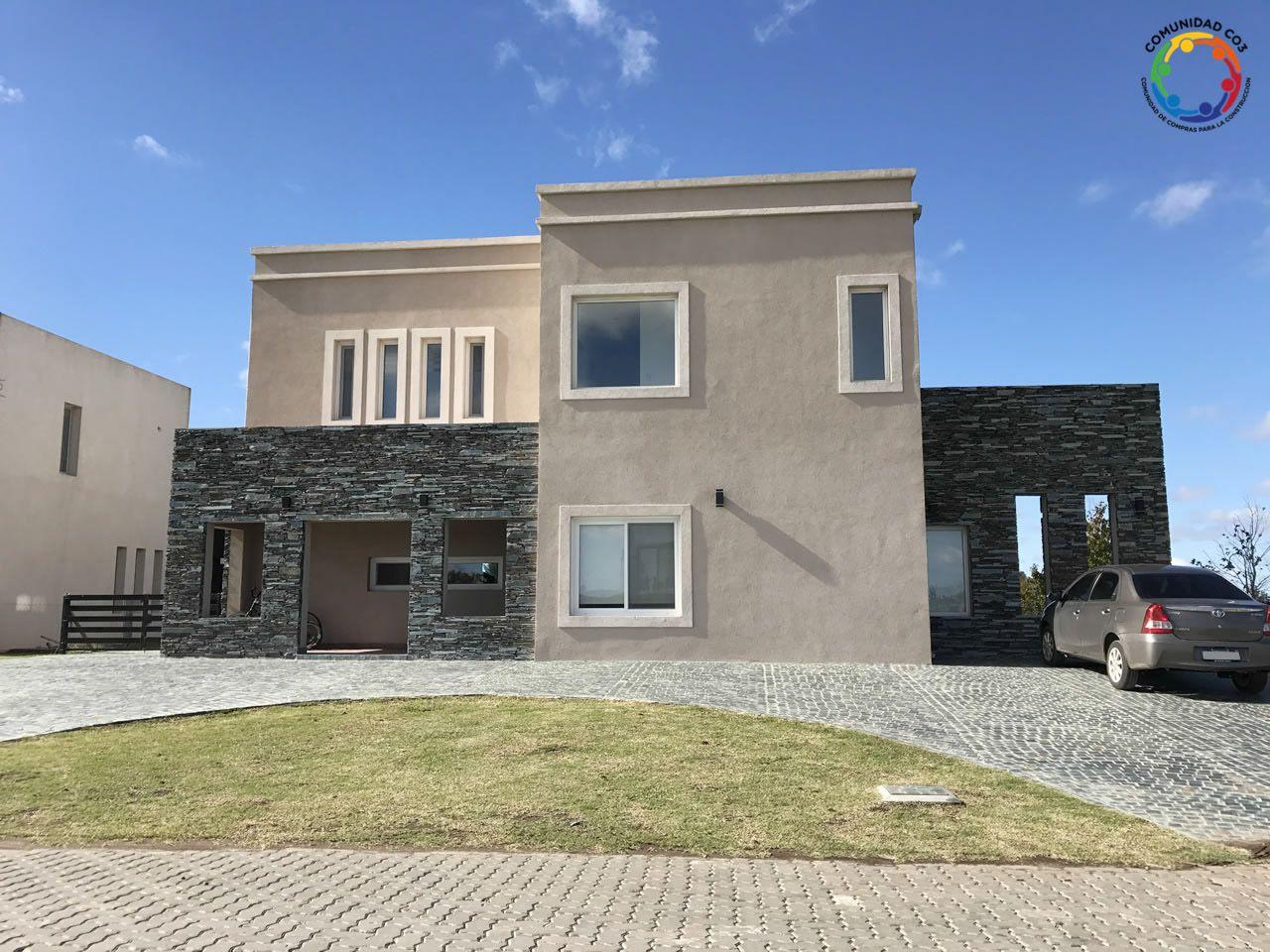 Casas piedras modernas casas modernas home house for Casas modernas nordelta