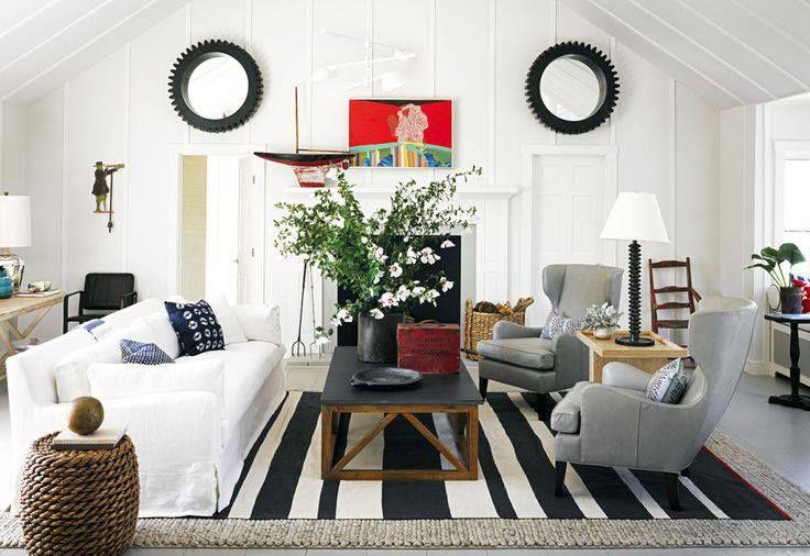 A twist on Nantucket style from Jeffrey Marks I like it! Like the