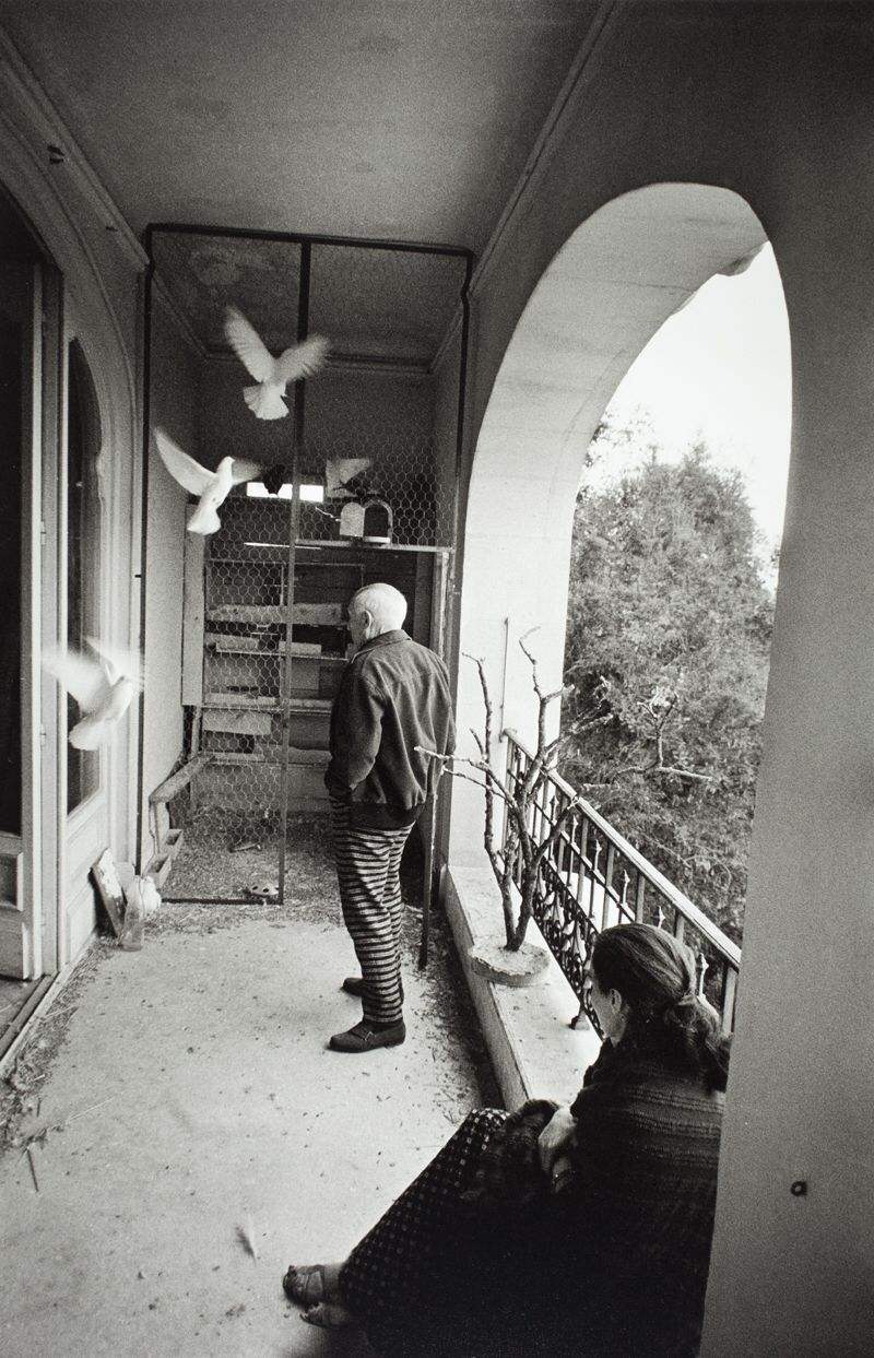 Pablo Picasso - David Douglas Duncan