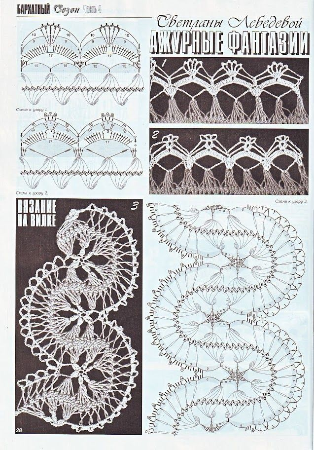 Rev.Rusa Crochet - TitinaKrkM - Picasa Web Albums | HAIRPIN LACE ...