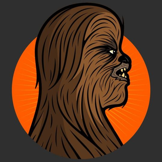 Star Wars 80′s Cartoon Series - Created by Salvador Anguiano