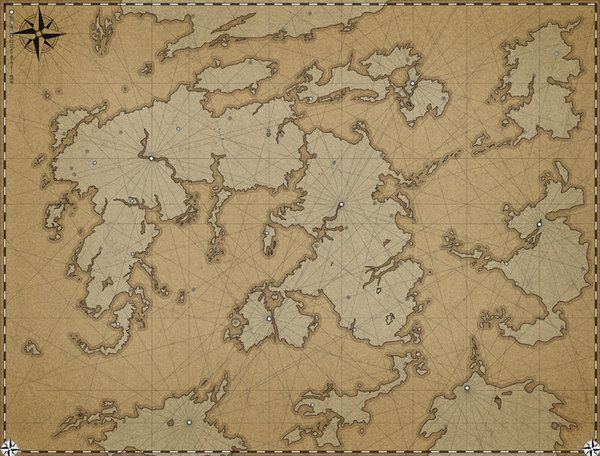Map Inspiration Idea For How To Design A World Map Inpiration